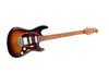 Music Man Cutlass HSS Roasted Maple Neck & Fretboard Vintage Sunburst
