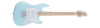 Sterling by Music Man Cutlass CT30SSS Daphne Blue