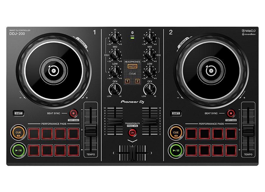 Pioneer DJ DDJ-200 + DJC-200 Bag