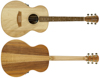 Cole Clark Angel 2 Bunya/Blackwood CW LH