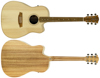 Cole Clark Fat Lady 2 Bunya/Blackwood CW LH