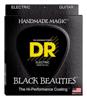 DR Strings BLACK. Heavy 12-52