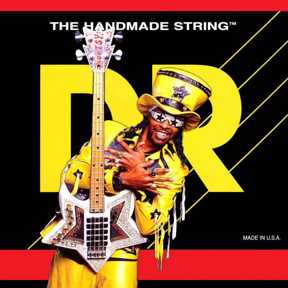 DR Strings BOOTZILLAS. Medium 5's 45-130