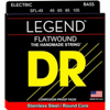 DR Strings LEGENDS. Short Scale Medium