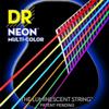 DR Strings Multi-Color Coated Lite