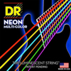 DR Strings Multi-Color Coated Electric Lite 9-42