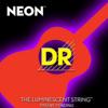DR Strings Neon Orange Acoustic Medium 12-54