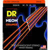 DR Strings Neon Orange Bass 50-110