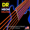 Neon Orange Electric 7 String Lite 9-52