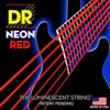 DR Strings Neon Red Electric Heavy 11-50