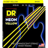 DR Strings Neon Yellow Bass 50-110