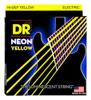 Neon Yellow Electric 7 String Lite 9-52