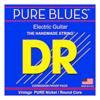 PURE BLUES Pure Nickel Electric Big - Heavy 10-52