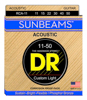 DR Strings SUNBEAM. Lite - Medium