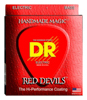 DR Strings RED Heavy 50-110