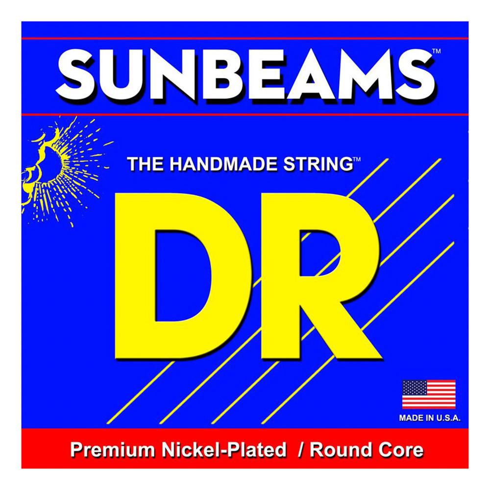 DR Strings SUNBEAM - Nickel Plated Medium 6's 30-130