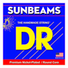 DR Strings SUNBEAM - Nickel Plated Lite 40-100