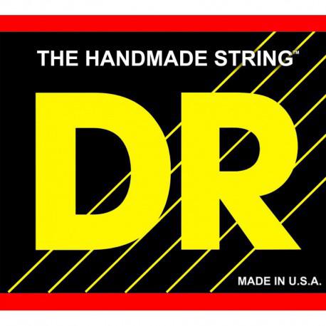 DR Strings LONG NECKS - Tapered Stainless Steel Lite 40-100