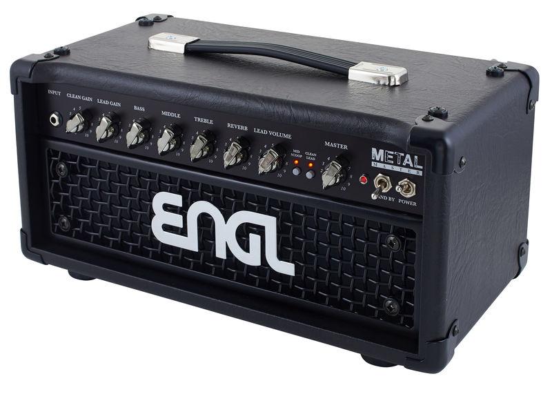 ENGL E 309 Metalmaster 20w Topp