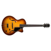 5th Avenue Jazz Sunburst HG Case