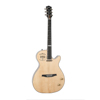 Multiac Steel Electric Acoustic Guitar Natural High Gloss