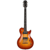 Summit Classic LTD Cognac Burst Flame