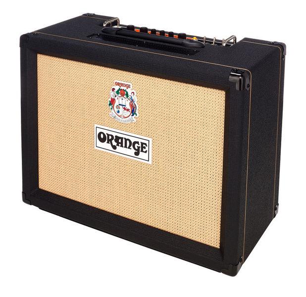 Orange Rocker 32, 2 x 10 Combo. Black