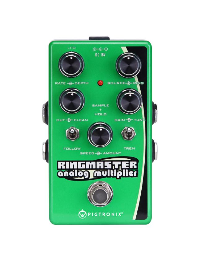 Pigtronix Ringmaster Analog Multipler