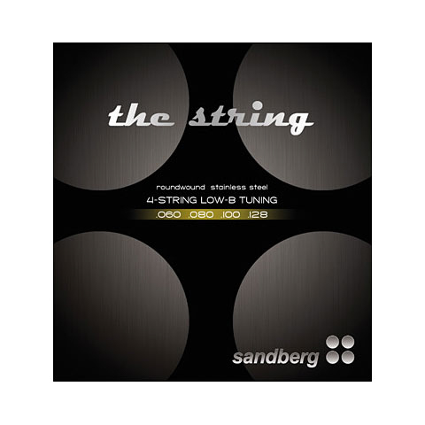 Sandberg 4STRING 60-128