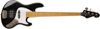 Sandberg Cal TM4 Black Soft aged Maple BL Dots Matched head white pearl PG