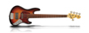 Sandberg California 2 TM5 3tone Sunburst Highgloss