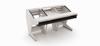 Sessiondesk Oktav 70s White med keyboardhylla
