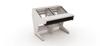 Sessiondesk Quintav 70s White med keyboardhylla