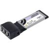 Firewire/USB ExpressCard/34