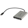 Sonnet Thunderbolt 3 Dual DisplayPort Adapter