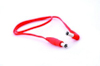 T-Rex AC cable red (2,1-2,5), 50 cm