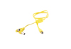 T-Rex Yellow doubler cable female, 20 cm