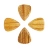 Timber Tones Lignum Vitae Pack of Four