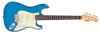 Vintage ELECTRIC GUITAR - CANDY APPLE BLUE