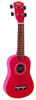 Vintage UKULELE - SATIN RED