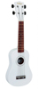 UKULELE - SATIN WHITE