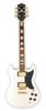 Jay Turser Gitarr Double Cut. Custom, Block inlays, Gold HW, Ivory