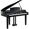 MPG100 Digital Grand Piano Ebony Polish