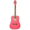 3/4 Western Gitarr Gran/Catalpa Pink