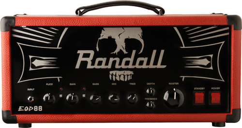 Randall EOD (Element Of Dome) amp