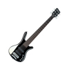 Warwick Warwick RockBass Corvette Basic, 6-String - Black Solid High Polish
