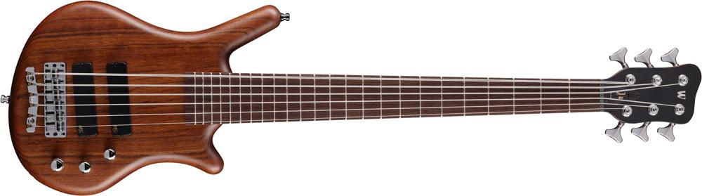 Warwick Warwick Pro Serie Thumb BO 6 String Natural Transparent Satin Fretted