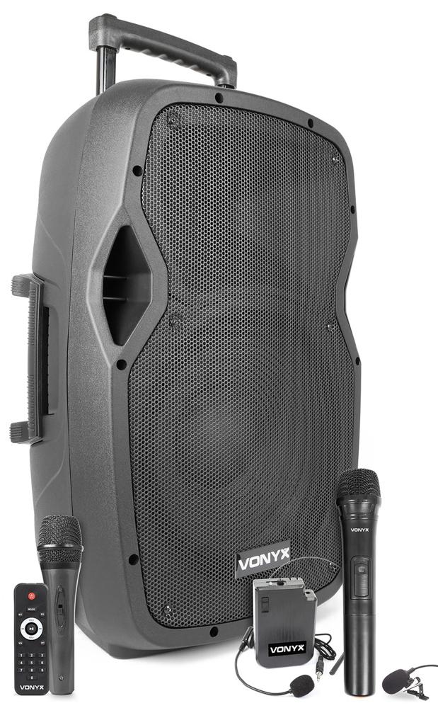Vonyx AP1200PA Portable Sound System