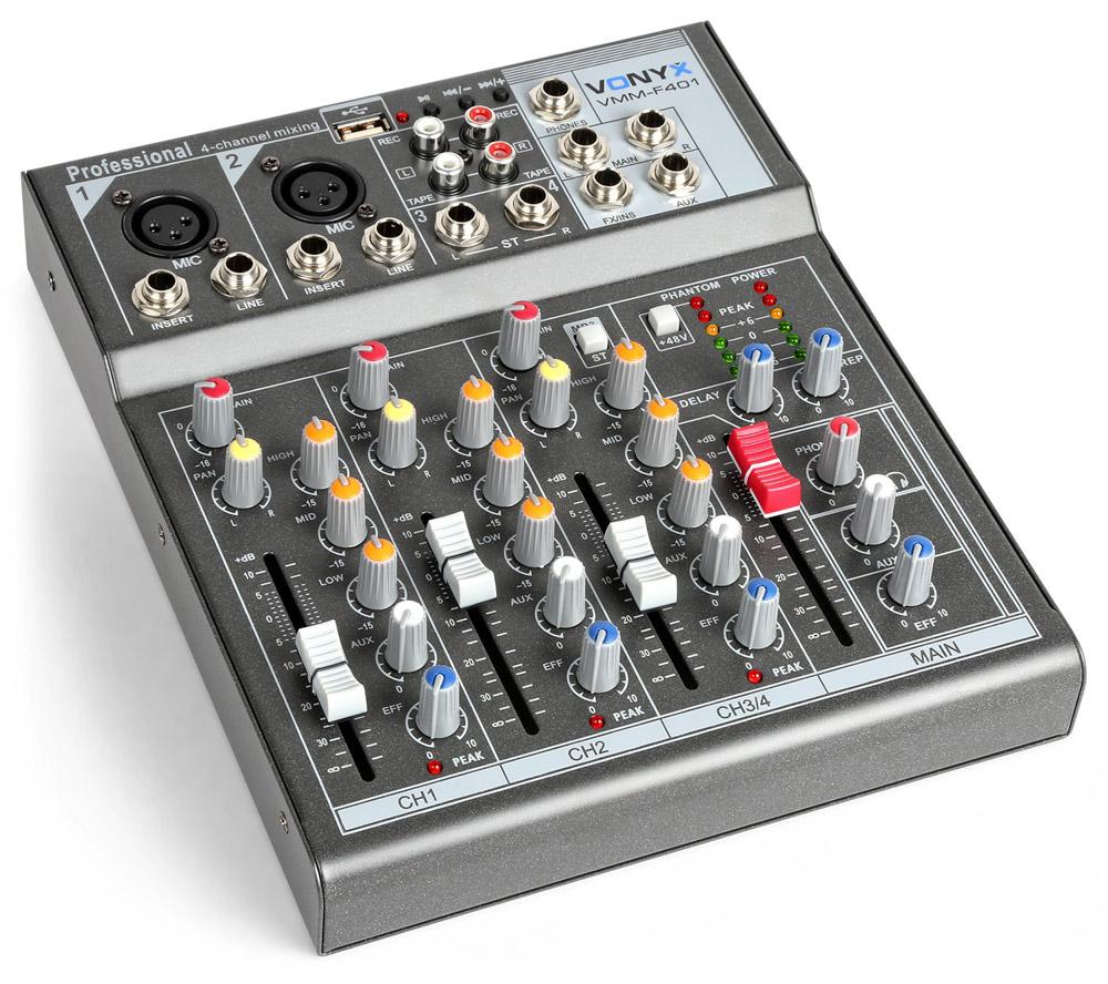 Vonyx VMM-F401