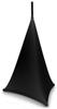 Beamz Lycra Stand Sleeve 0,7m black